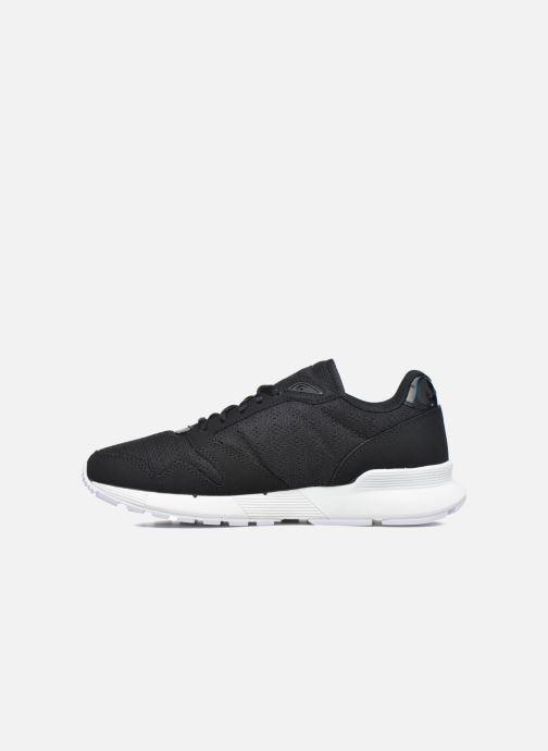 Sneakers Le Coq Sportif Omega X W Oil Zwart voorkant
