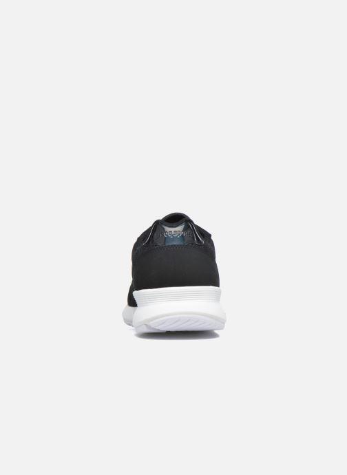 Sneakers Le Coq Sportif Omega X W Oil Zwart rechts