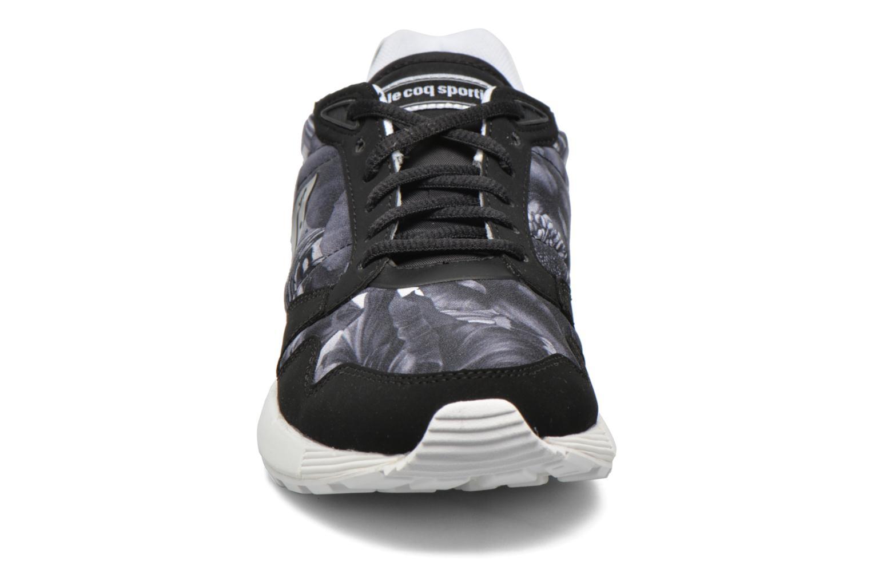 Baskets Le Coq Sportif Omega X W Kahori Maki Noir vue portées chaussures