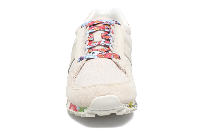 Baskets Le Coq Sportif Eclat W Garden Fusion Beige vue portées chaussures