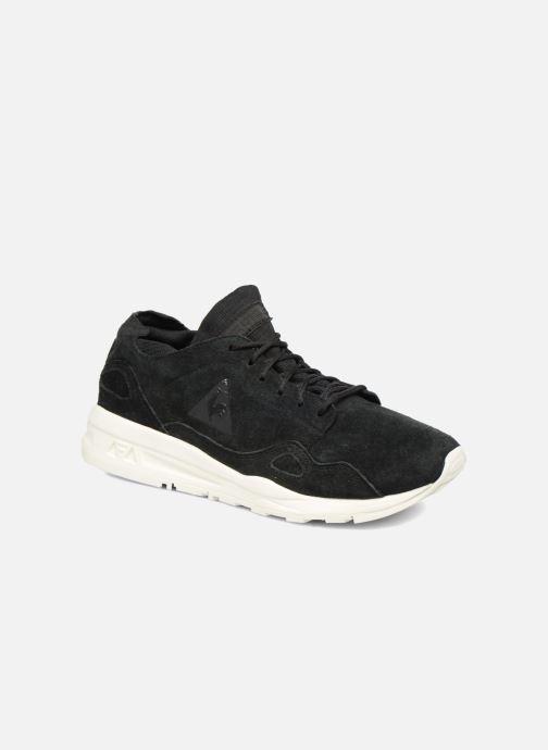 Sneaker Le Coq Sportif Lcs R Flow Nubuck schwarz detaillierte ansicht/modell