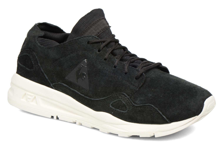 Sneakers Le Coq Sportif Lcs R Flow Nubuck Nero vedi dettaglio/paio