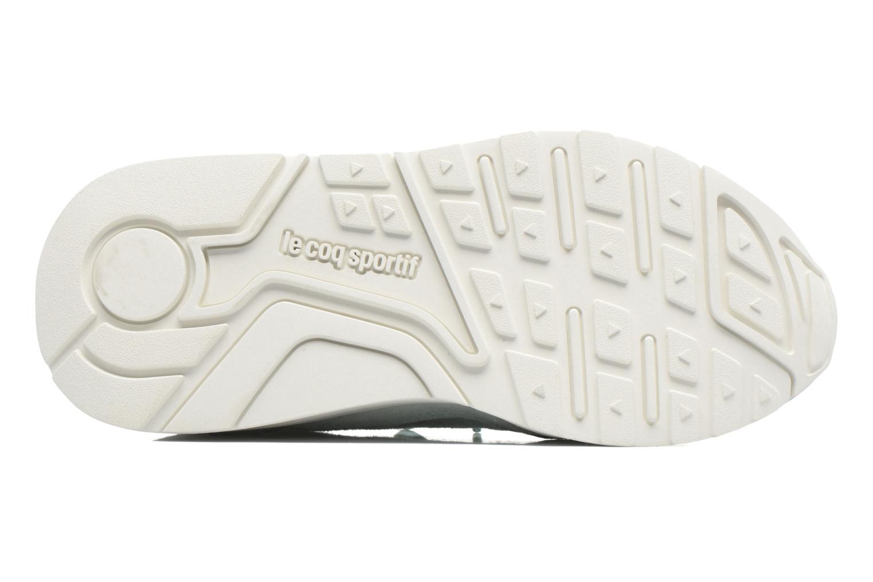 Sneakers Le Coq Sportif Lcs R Flow Nubuck Verde immagine dall'alto