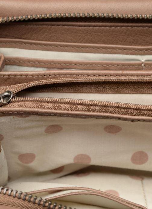 Portemonnaies & Clutches Sabrina Cara beige ansicht von hinten