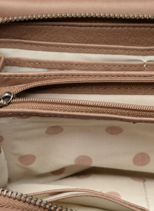 Wallets & cases Sabrina Cara Beige back view
