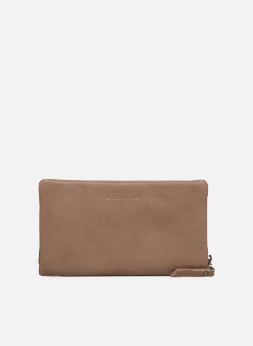 Portemonnaies & Clutches Sabrina Cara beige detaillierte ansicht/modell