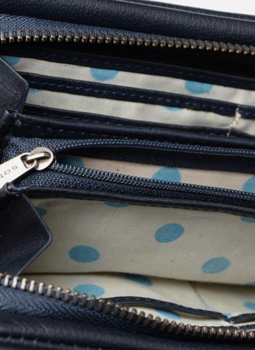 Portemonnaies & Clutches Sabrina Cara blau ansicht von hinten