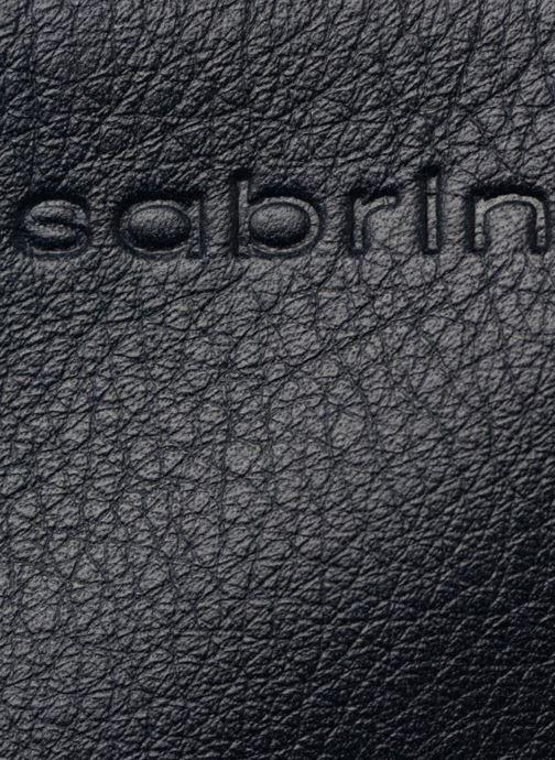 Portemonnaies & Clutches Sabrina Cara blau ansicht von links