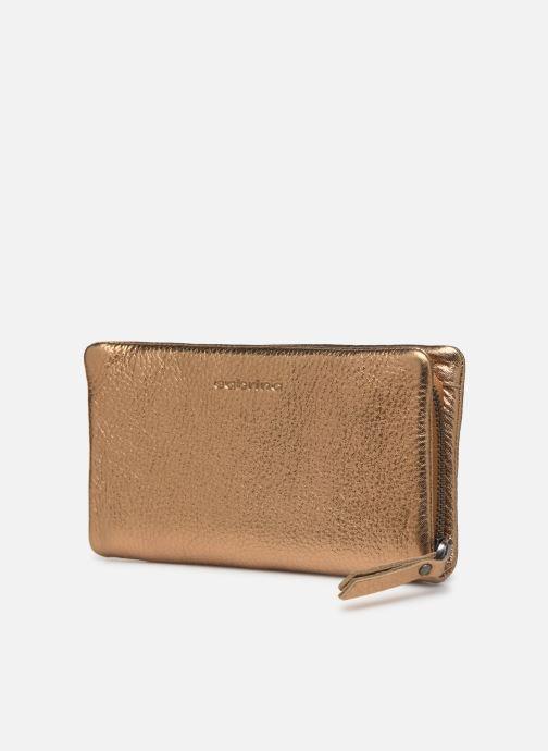 Portemonnaies & Clutches Sabrina Cara gold/bronze schuhe getragen