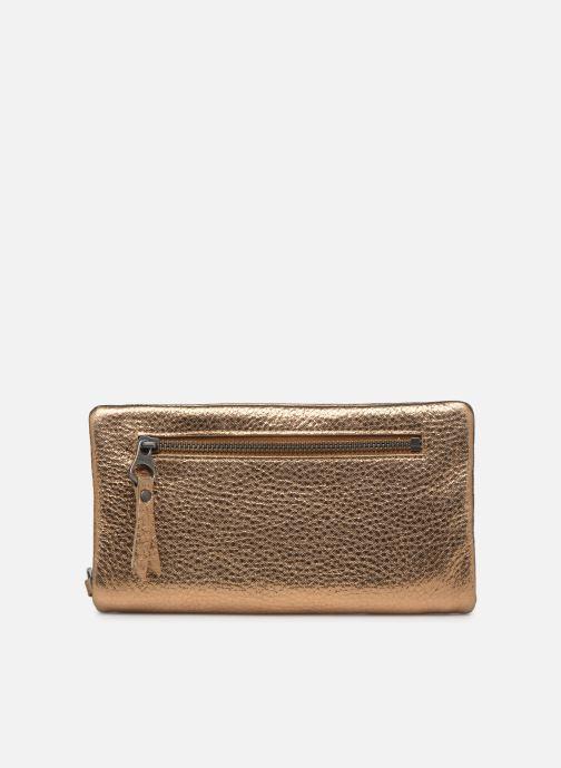 Portemonnaies & Clutches Sabrina Cara gold/bronze ansicht von vorne