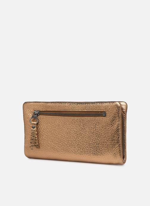 Portemonnaies & Clutches Sabrina Cara gold/bronze ansicht von rechts