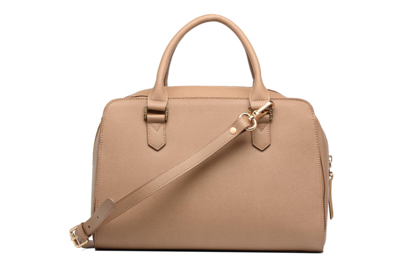 Håndtasker Sabrina Carolina Brun se forfra