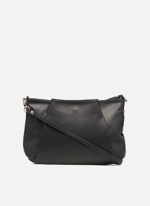 Handtaschen Sabrina Céleste schwarz ansicht von vorne