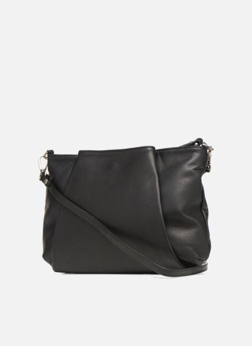 Handtaschen Sabrina Céleste schwarz ansicht von rechts