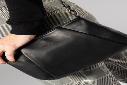 Handtaschen Sabrina Céleste schwarz ansicht von oben