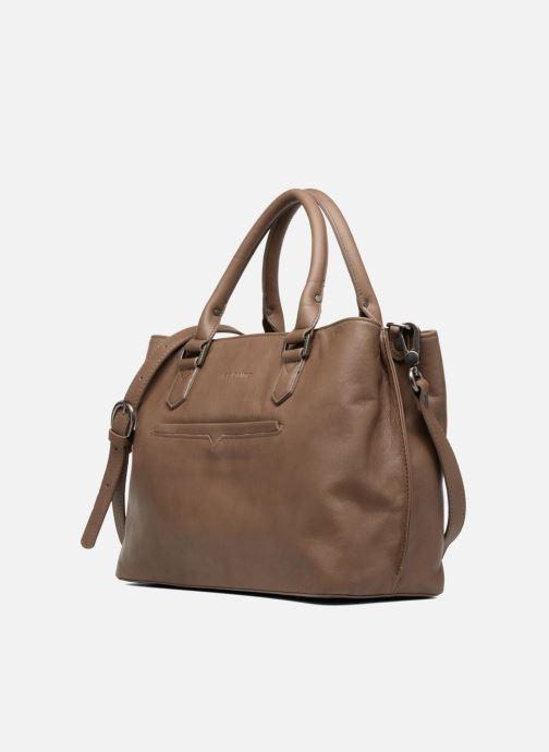Handtaschen Sabrina Martina braun schuhe getragen