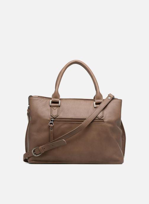 Handtaschen Sabrina Martina braun ansicht von vorne