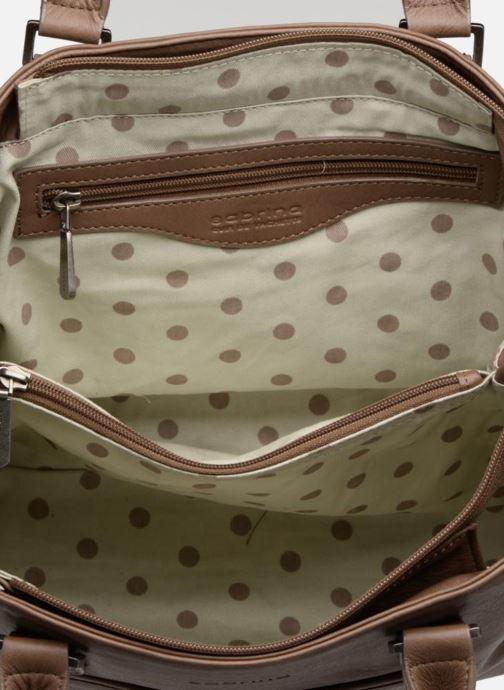 Handtaschen Sabrina Martina braun ansicht von hinten