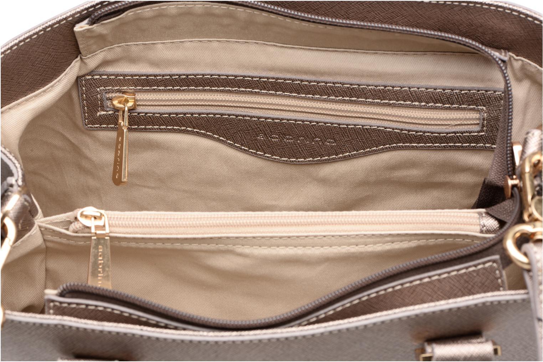 Handtaschen Sabrina Martina gold/bronze ansicht von hinten