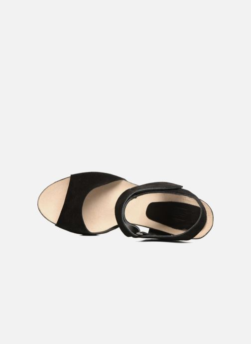Sandales et nu-pieds Billi Bi Arabba Noir vue gauche