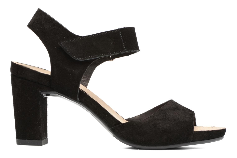 Sandales et nu-pieds Billi Bi Arabba Noir vue derrière
