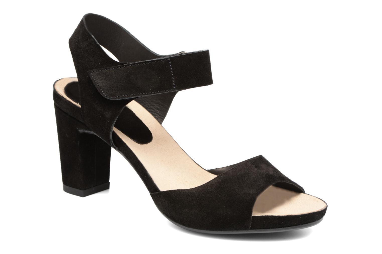 Sandales et nu-pieds Billi Bi Arabba Noir vue détail/paire