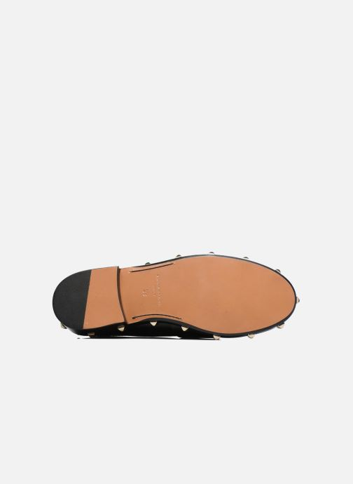 Loafers Sonia Rykiel Mocassin Clous Black view from above