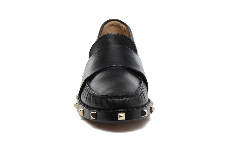 Mocassins Sonia Rykiel Mocassin Clous Noir vue portées chaussures