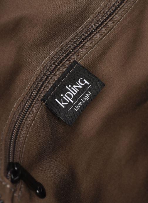 Zaini Kipling City Pack Verde immagine posteriore