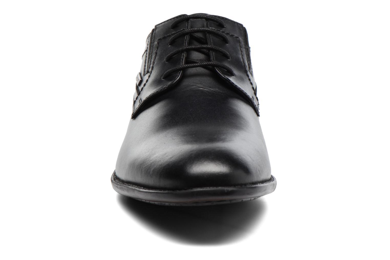Chaussures à lacets Bugatti Baspare Noir vue portées chaussures