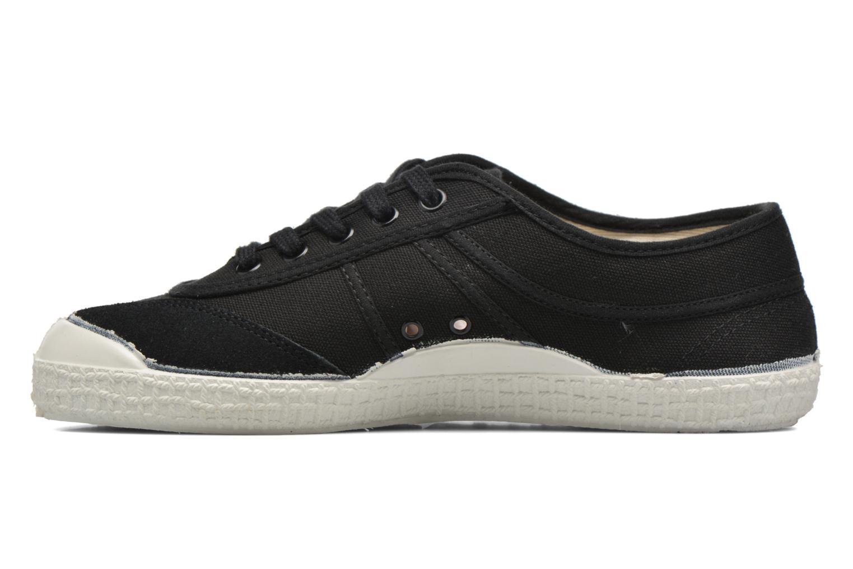 Chaussures à lacets Kawasaki Basic W Noir vue face