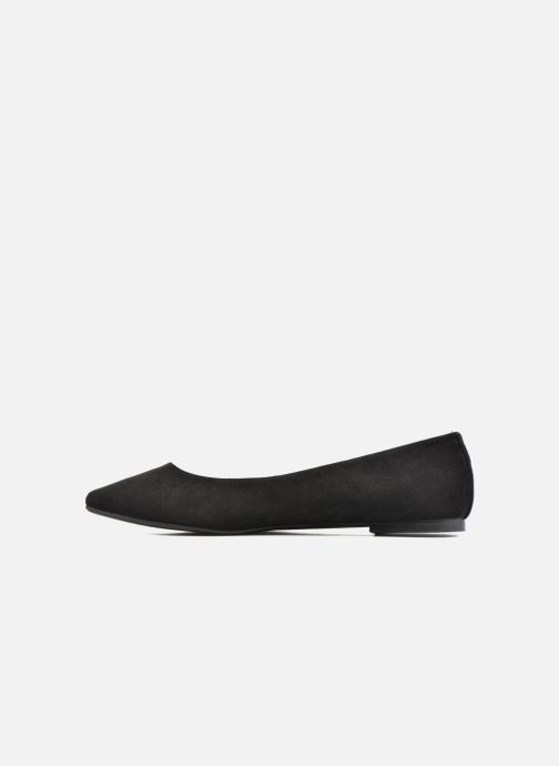 Ballerines I Love Shoes BLOWN Noir vue face