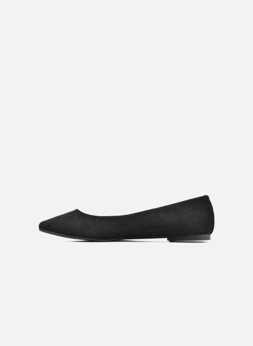 Ballerinas I Love Shoes BLOWN schwarz ansicht von vorne