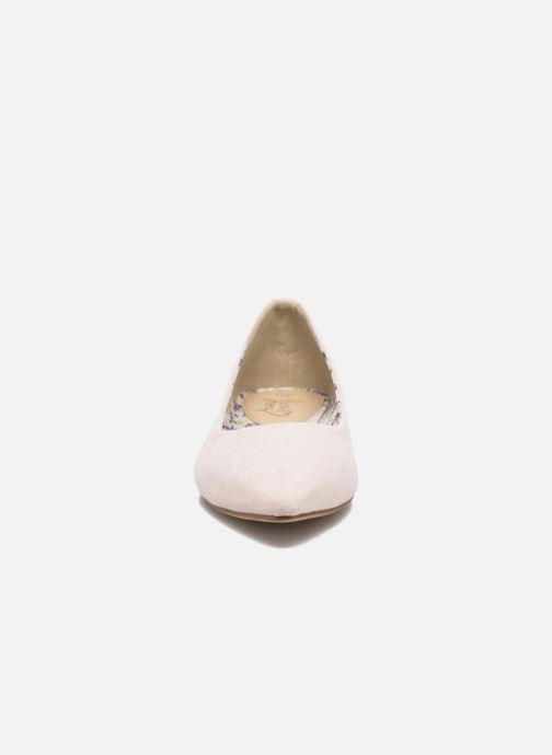 Bailarinas I Love Shoes BLOWN Beige vista del modelo