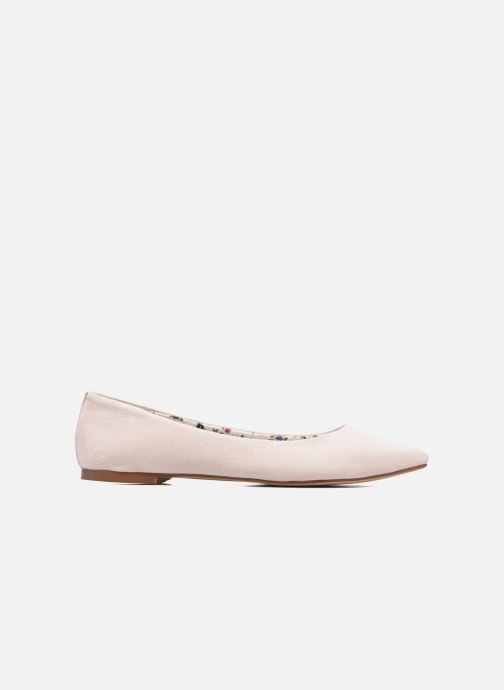 Bailarinas I Love Shoes BLOWN Beige vistra trasera