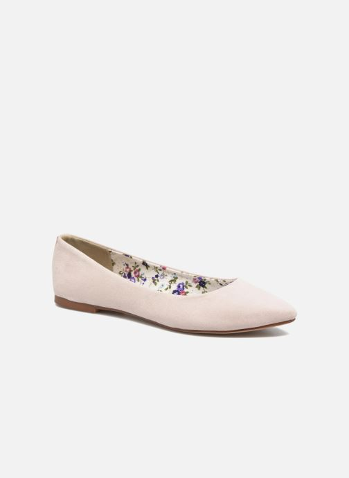 Ballerines I Love Shoes BLOWN Rose vue détail/paire