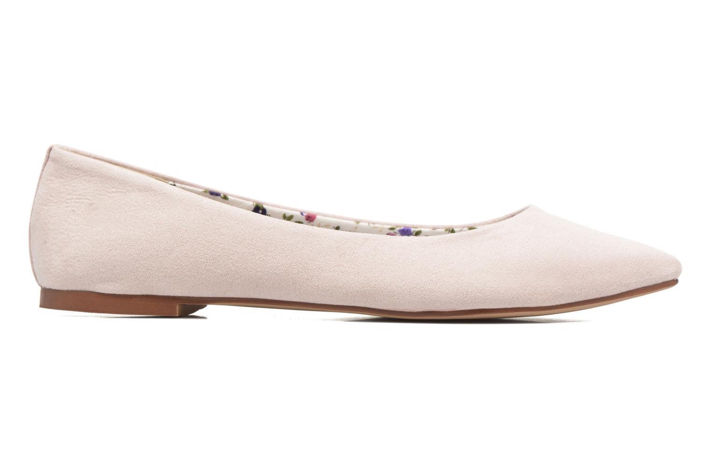 Ballerina's I Love Shoes BLOWN Roze achterkant
