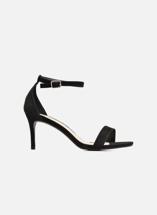 Sandales et nu-pieds I Love Shoes MCGARCIA Noir vue derrière