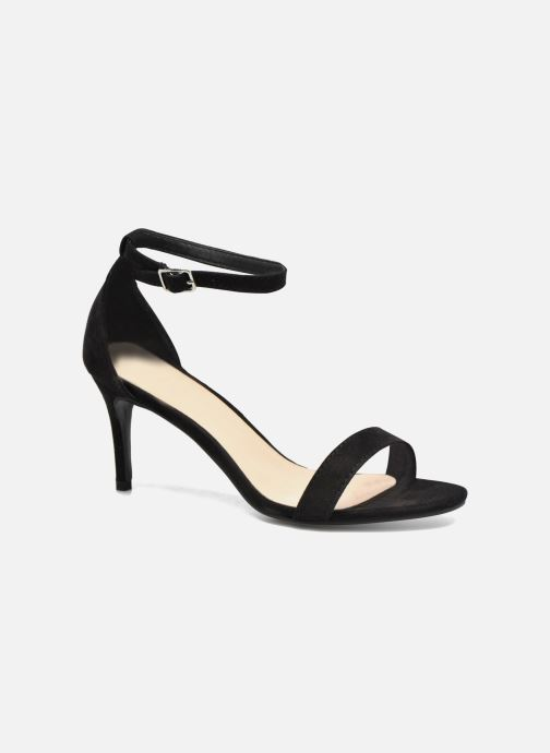 Sandals I Love Shoes MCGARCIA Black detailed view/ Pair view