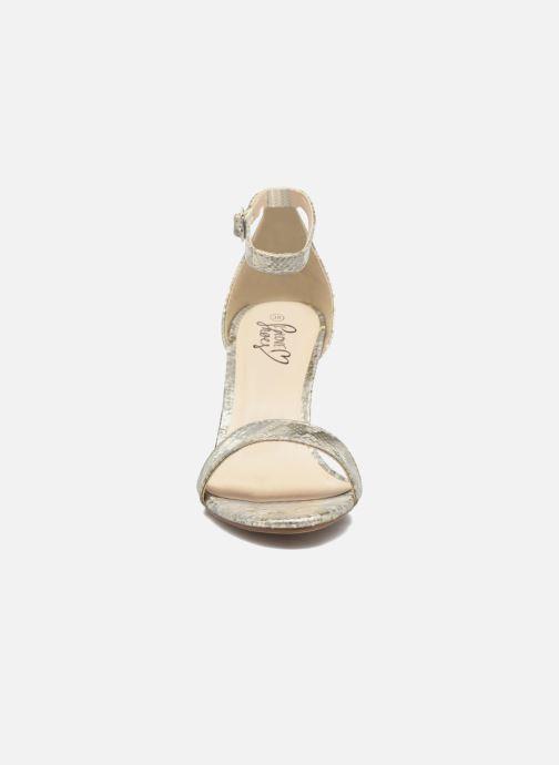 Sandales et nu-pieds I Love Shoes MCGARCIA Beige vue portées chaussures