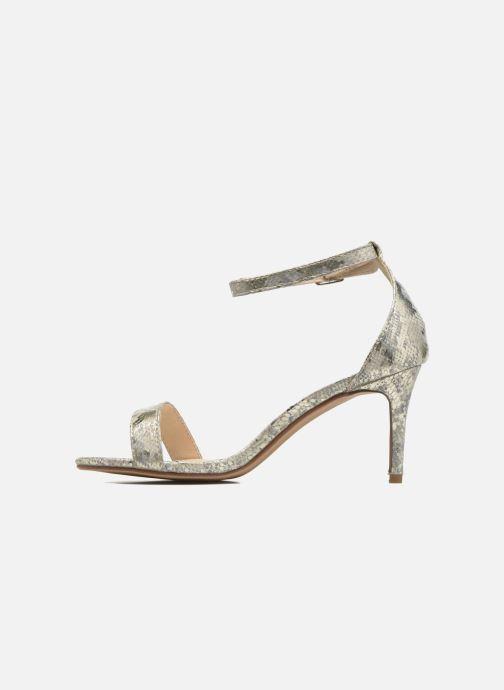 Sandales et nu-pieds I Love Shoes MCGARCIA Beige vue face