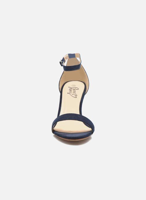 Sandalias I Love Shoes MCGARCIA Azul vista del modelo