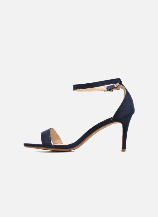 Sandales et nu-pieds I Love Shoes MCGARCIA Bleu vue face