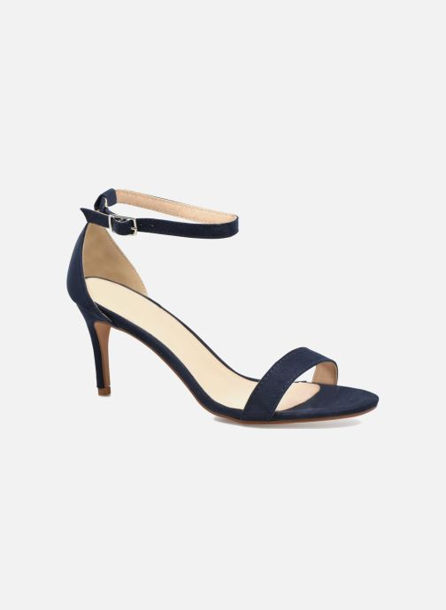 Sandals I Love Shoes MCGARCIA Blue detailed view/ Pair view
