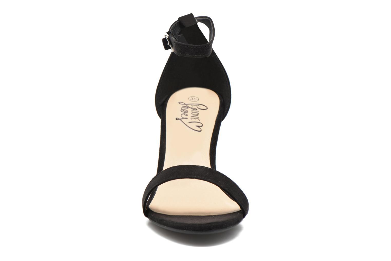 Sandaler I Love Shoes MCGARCIA Svart bild av skorna på