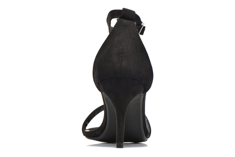 Sandaler I Love Shoes MCGARCIA Svart Bild från höger sidan