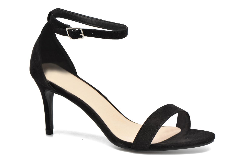 Sandaler I Love Shoes MCGARCIA Sort detaljeret billede af skoene