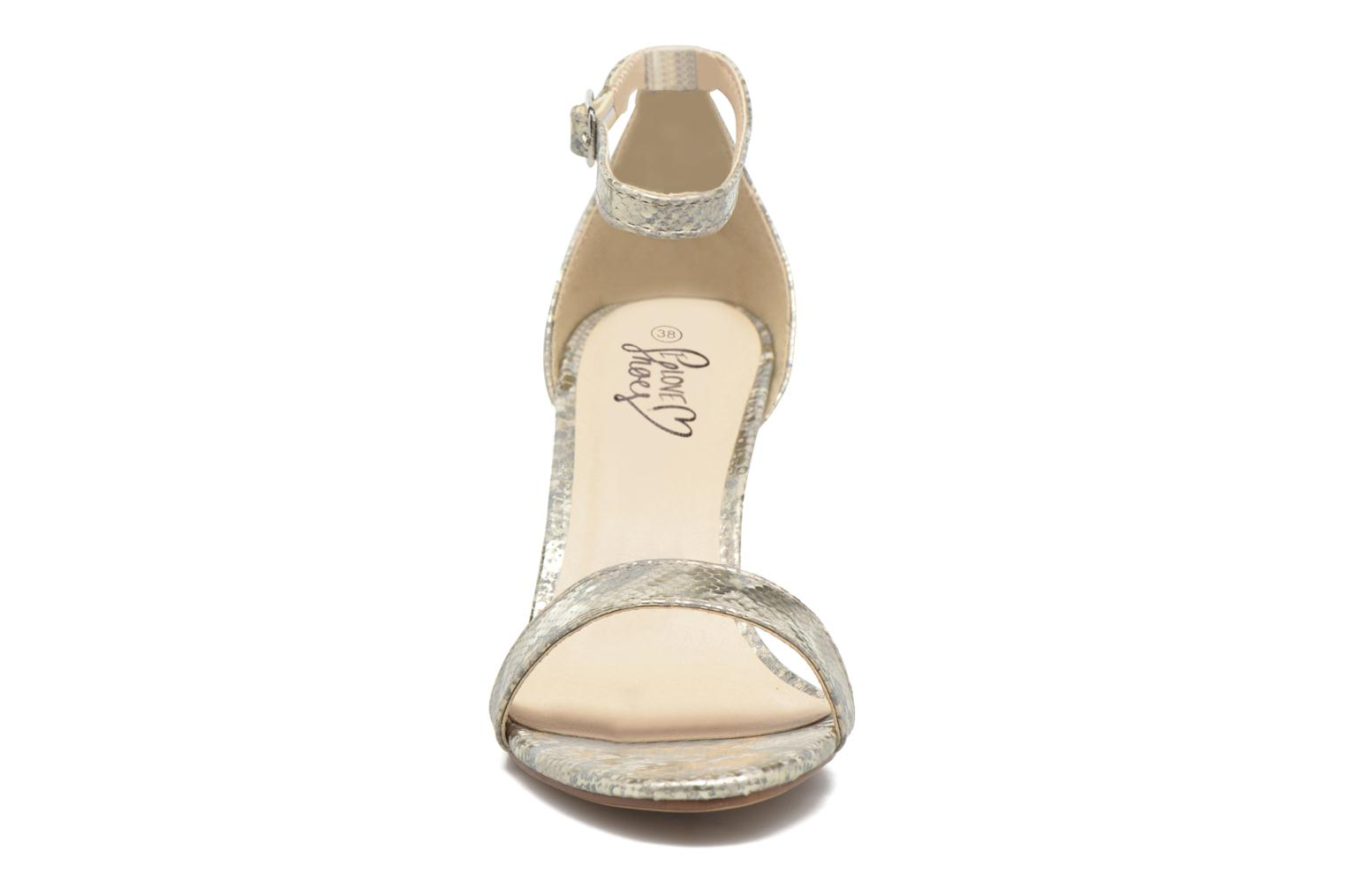 Sandals I Love Shoes MCGARCIA Beige model view