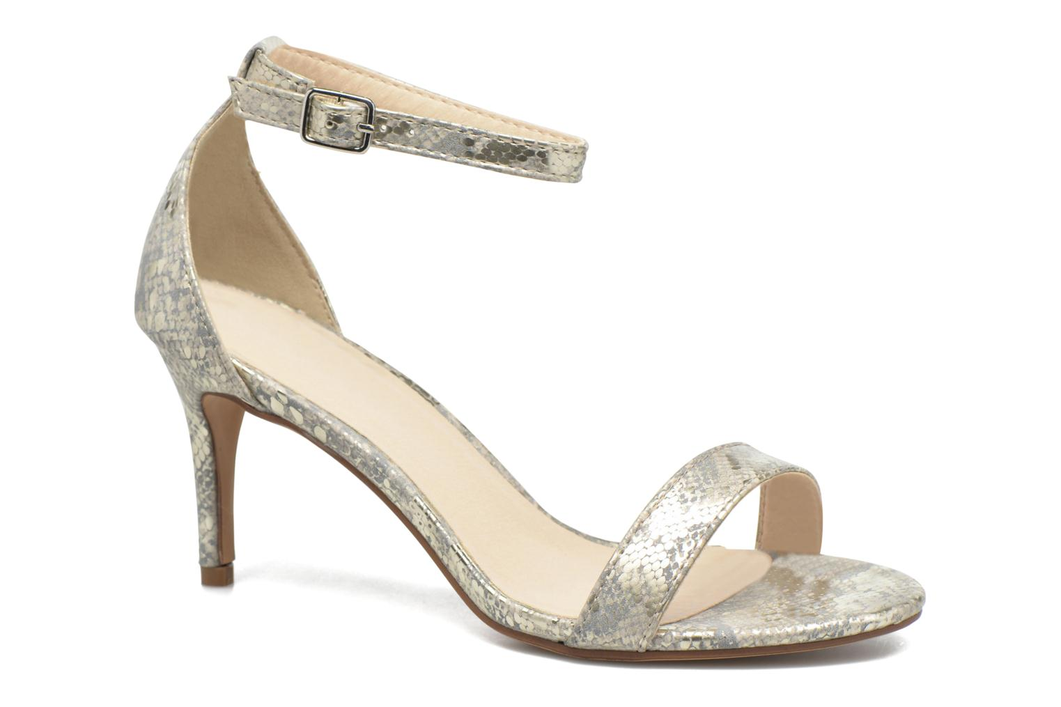 Sandals I Love Shoes MCGARCIA Beige detailed view/ Pair view