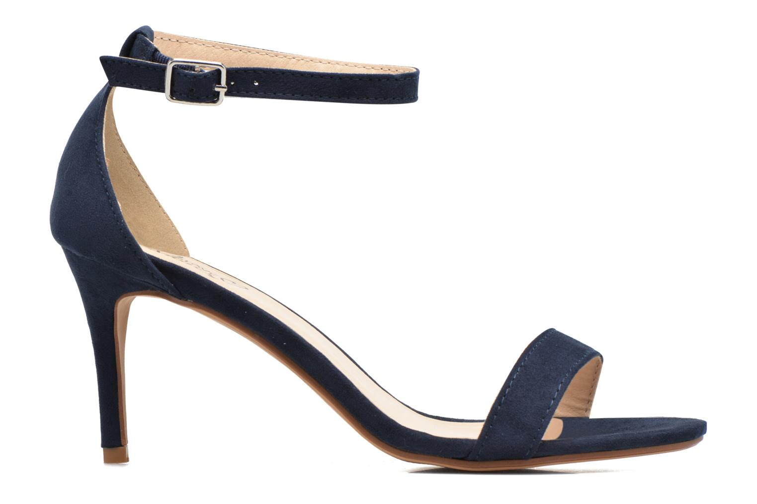 Sandalias I Love Shoes MCGARCIA Azul vistra trasera